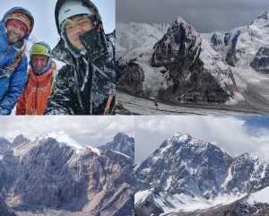 Новые альпинистские маршруты в Кыргызстане