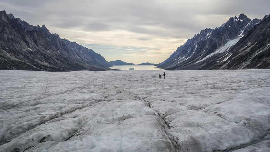 Гренландская экспедиция 2021. Фото Matteo Della Bordella
