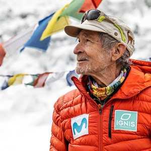82-летний Карлос Сория идет на восьмитысячник Дхаулагири