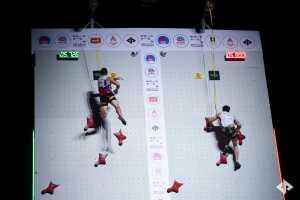 Два украинских скалолаза прошли квалификацию на Чемпионате Мира в Москве