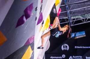 Финал этапа Кубка Мира по скалолазанию в Сеуле отменен