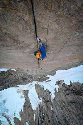 Семь новых маршрутов на больших стенах Гренландии открыла бельгийская команда