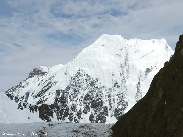 ранее никем непройденный семитысячник Пракпа Ри (Praqpa Ri, 7134 м)