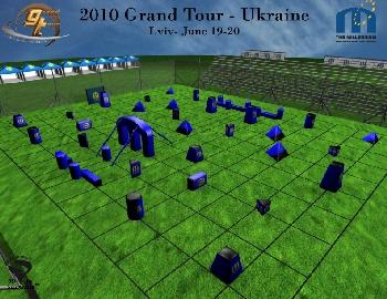 Схема поля http://www.millennium-series.com/events.php?event=London , фигуры будут заменены теми что есть...