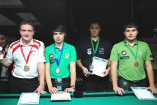 Best of the East Ukrainian Open
