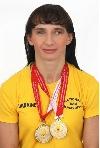 Ольга Чайковська - чемпіонка і рекордсменка світу