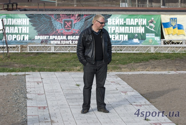Первый петанк-турнир, г.Киев