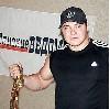 Для победы бердянский спортсмен поднял свыше тонны!
