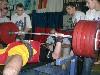 Евпаторийский спортсмен-инвалид поднял 200-килограммовую штангу и установил неофициальный рекорд Украины
