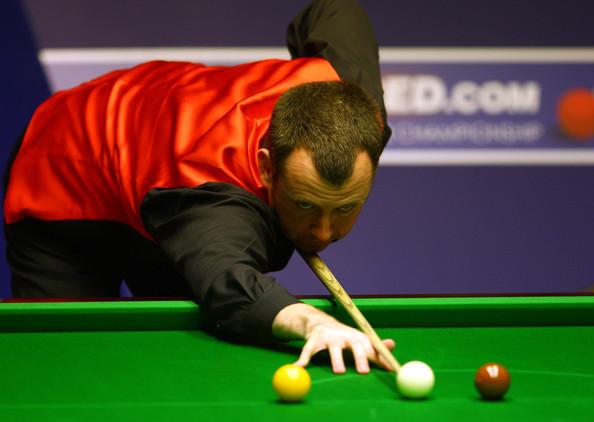 Марк Уильямс, финалист German Masters 2011