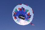 Фоторепортаж с мирового достижения по парашютизму