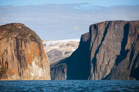 Devil's Brew, Cap Farewell, Гренландия