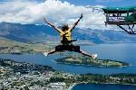 Самый длинный в мире прыжок на банджи с моста