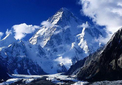 Чогори (К2)  8611 метров