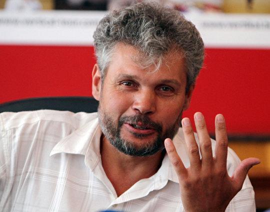 Сергей Ковалев. Фото. С.Ваганова