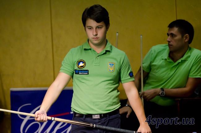 Третий этап Кубка Украины по пулу «Девятка»