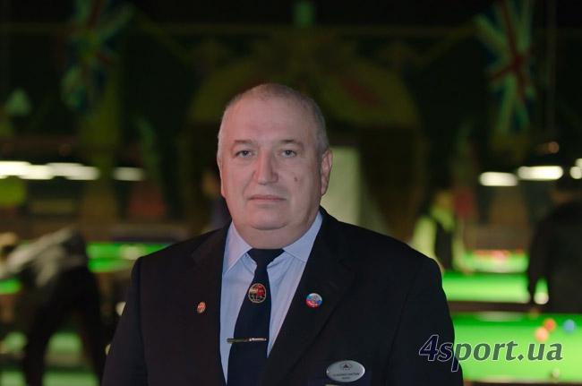 Представительство Евроспорта - В.Б.Синицын