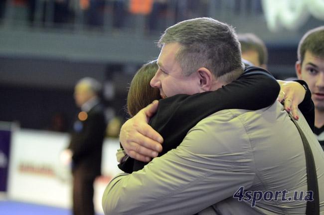 Наталия Корнева принимает поздравления