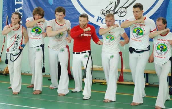 Семинар группы SÓ FORÇA в г. Владимир (Россия)