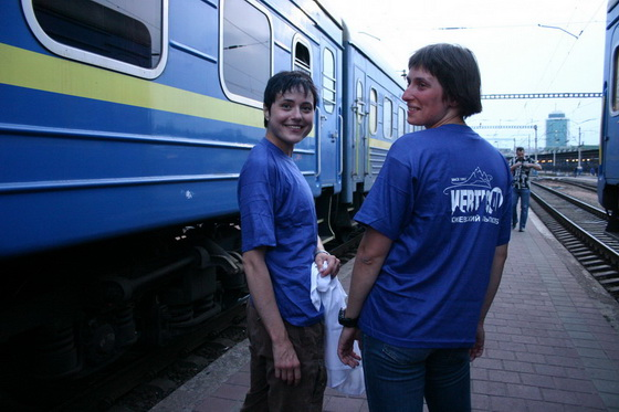 Интервью с Аней Ясинской. Об альпинизме и не только