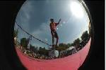 Этап Чемпионата мира по слэклайну в Брегенце, Австрия