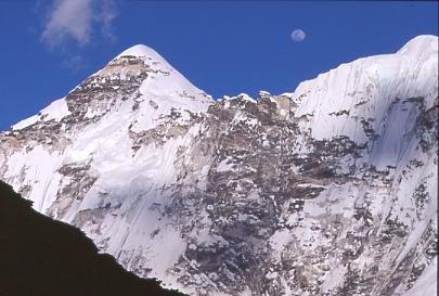 Чо Полу (Cho Polu, 6695 м) в Непале