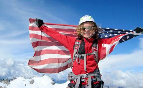 Джордан Ромеро  - самый юный альпинист, закончивший программу 7 вершин + ВИДЕО
