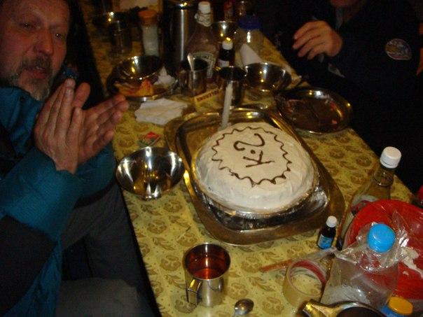 фото с праздничного вечера по случаю дня рождения Лехи Болотова