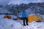 Зимнее восхождение на Нанга Парбат. Фоторепортаж с базового лагеря
