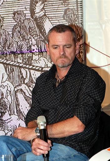 Джо Симпсон на седьмом фестивале Spotkańia z Filmem Górskim в Закопане