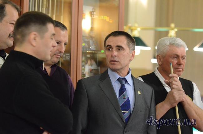 Бутинский Владимир Леонидович, главный судья соревнований