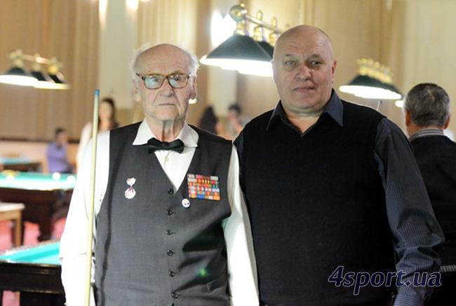 Кубок Украины по «Комбинированной пирамиде» среди ветеранов