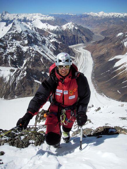 Gerlinde Kaltenbrunner - австрийская альпинистка