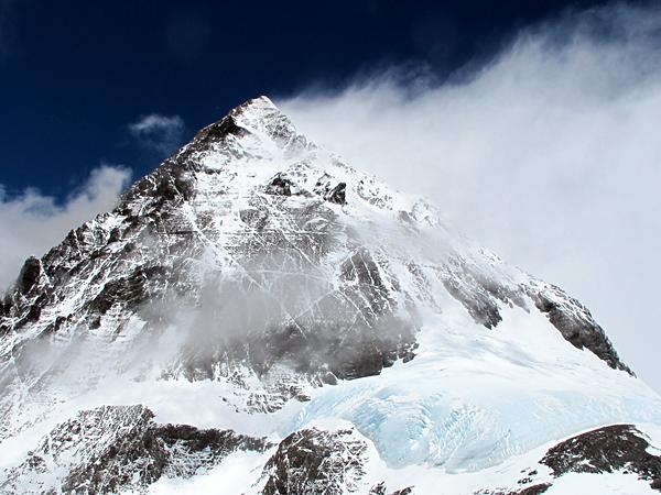 Lakpa Tsheri Sherpa и Sano Babu Sunuwar: Эверест с Camp4