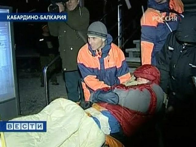 На Эльбрусе потерялись украинские туристы (обновлено)