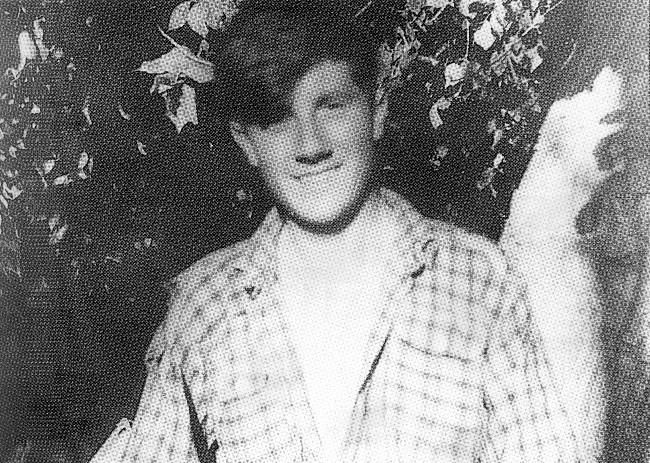 Вальтер Бонатти (Walter Bonatti) в 1954 году