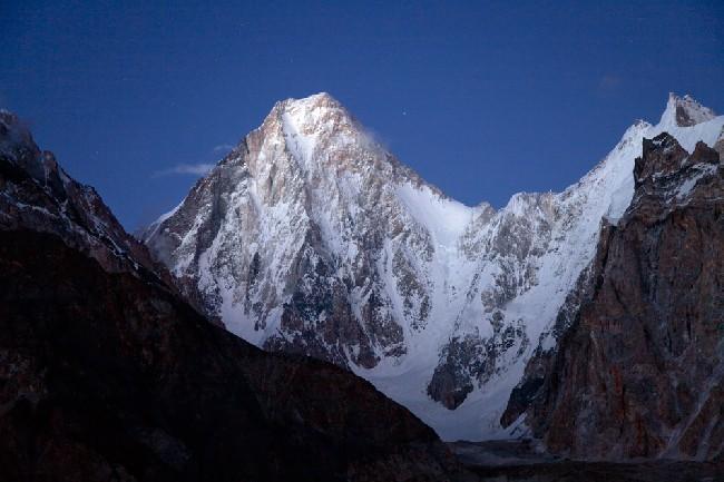 Гашербрум IV (GasherbrumIV) 7925 м