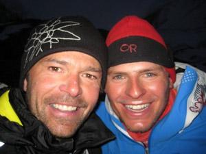 Gerfried Göschl и Cedric Hählen