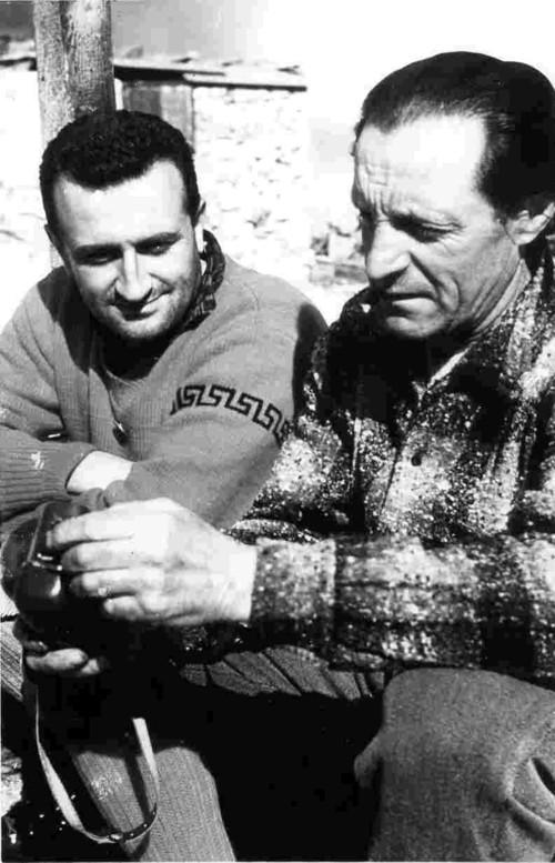 Bruno Detassis и Georges Livanos