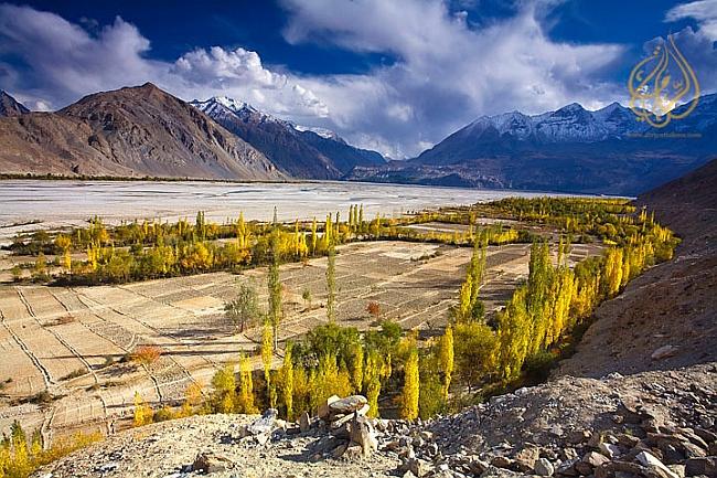 Долина Khaplu