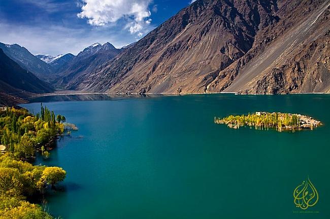озеро Satpara