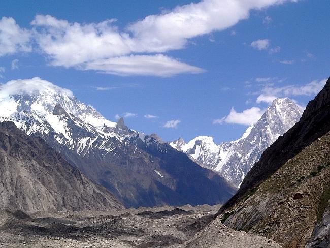 Broad Peak и Gasherbrum-IV