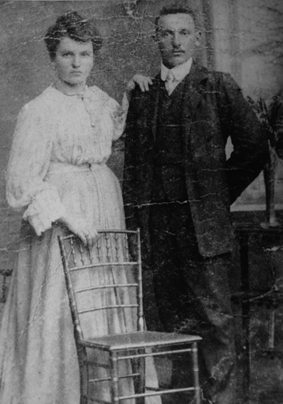 Родители Рикардо Кассина (Riccardo Cassin) : Emilia и Valentino Cassin