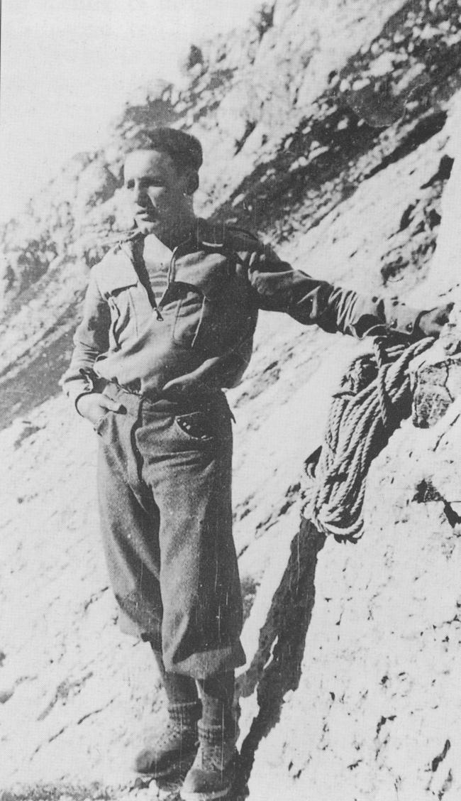 Риккардо Кассин (Ricсardo Cassin) в 1930-ые годы
