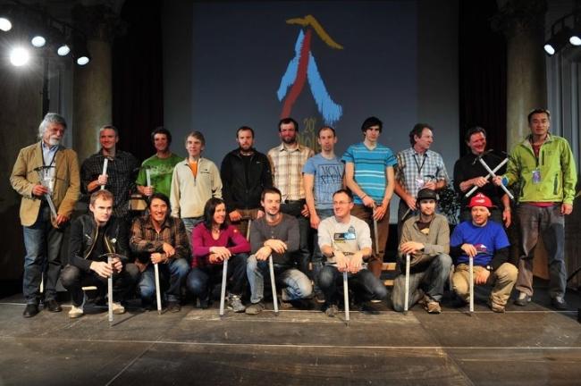 Номинанты Piolets dOr 2012