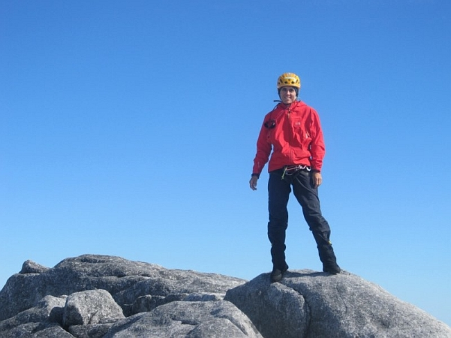 "Silvia Vidal создала соло новый BigWall маршрут ""Espiadimonis"" (VI A4 6б), 1300 метров в Патагонии"