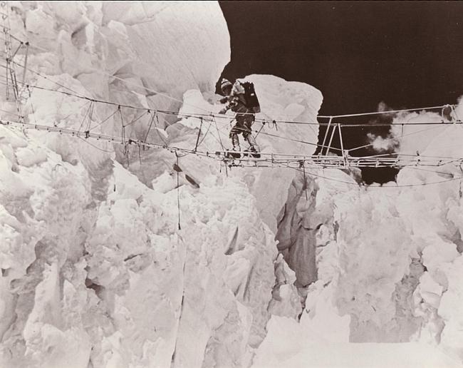 Miura Yuichiro (Миура Юичиро)  на эвересте.