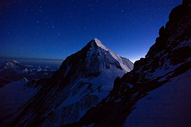 Эверест. фото Cory Richards