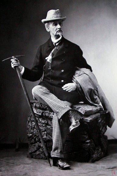 портрет Генри Рассела (Henry Russell-Killough)