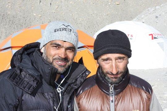 Саид и Азнор